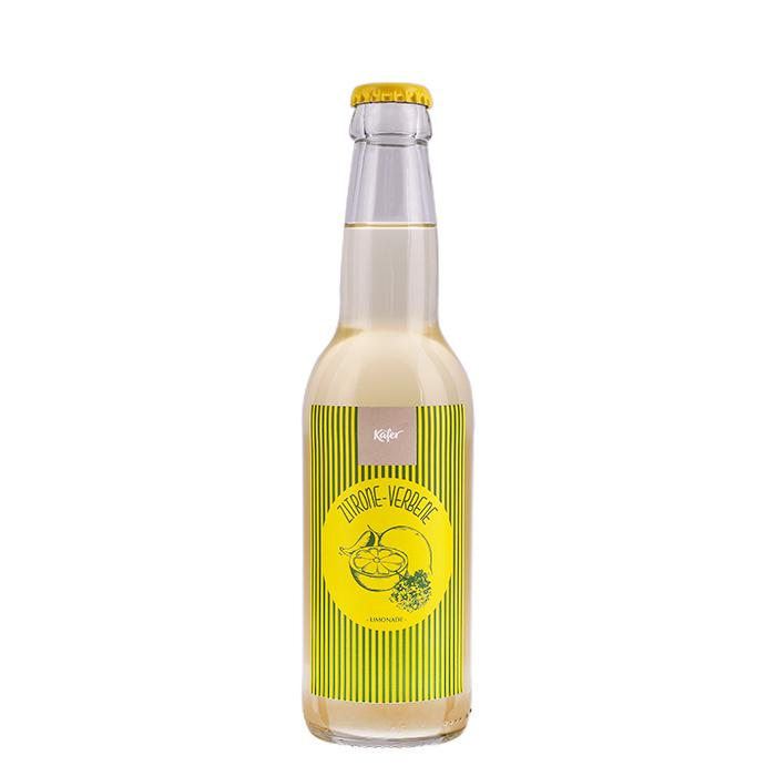 Zitrone-Verbene Limonade von Feinkost Käfer