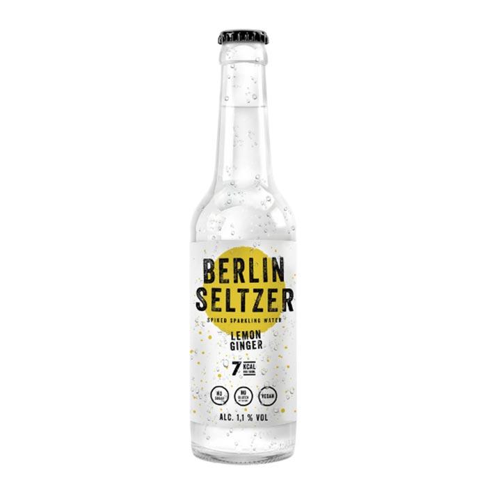 Berlin Seltzer Lemon Ginger