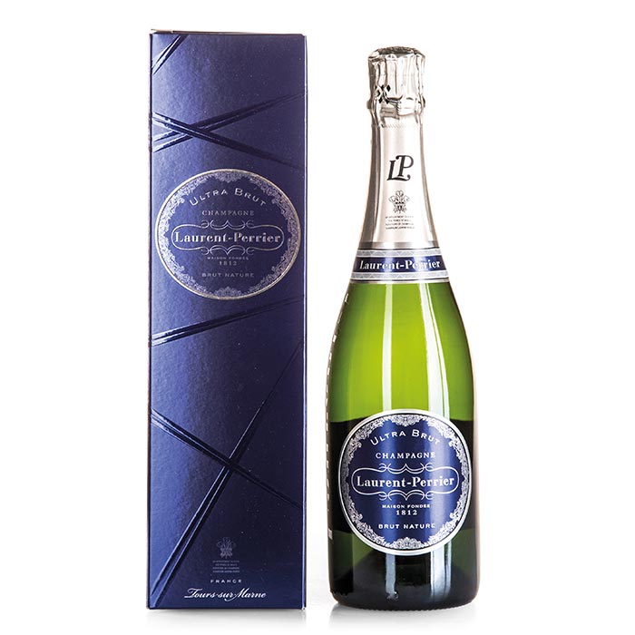 Champagner Ultra Brut von Laurent-Perrier