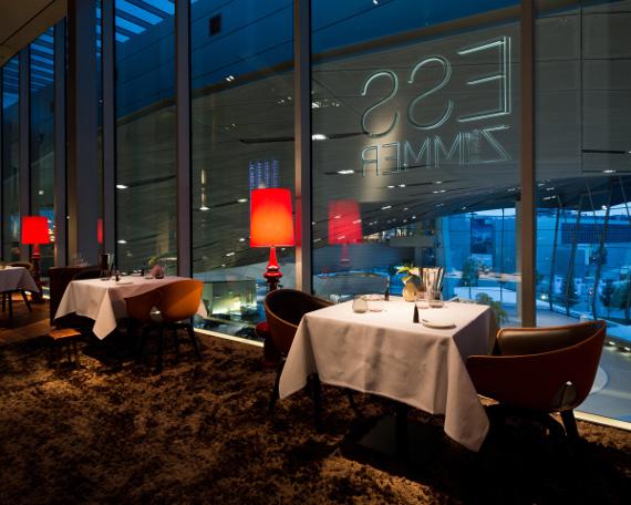 Esszimmer | Bmw Welt | Restaurants | Feinkost Käfer Online