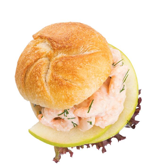 Shrimp Bio-Minisemmel