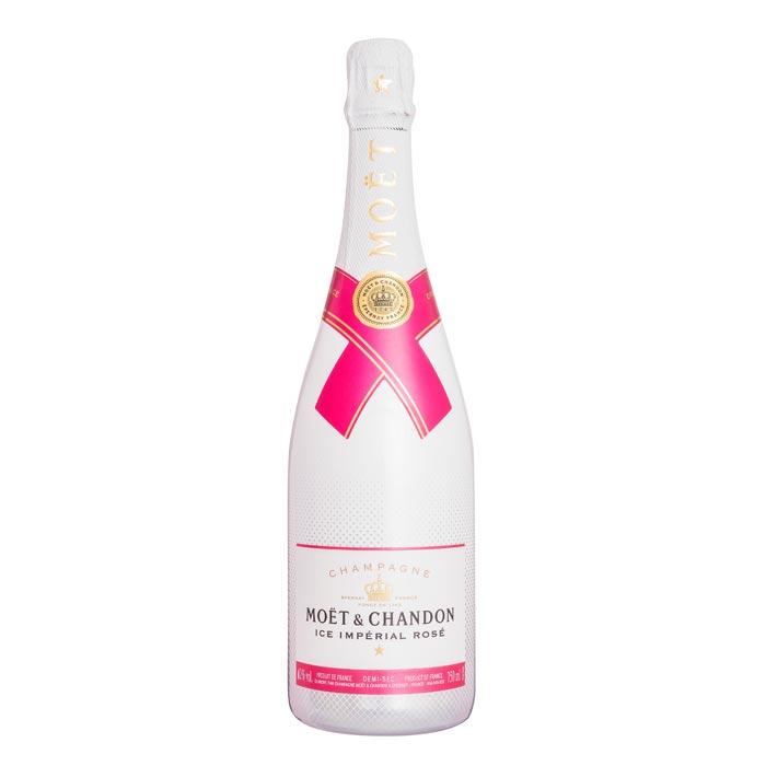 Moët Ice Impérial Rosé, Champagne, Frankreich