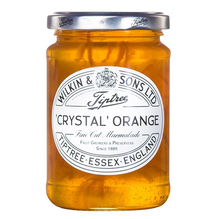 'Crystal' Orange, Marmelade