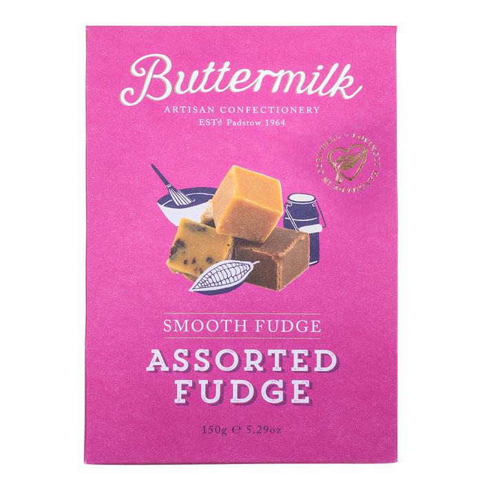 Weichkaramell, Smooth Fudge Assorted Fudge