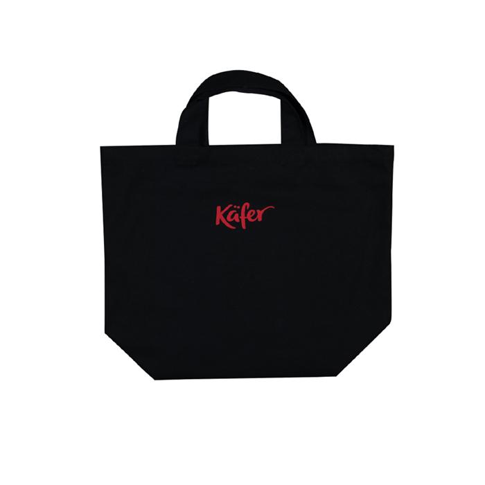 Stofftasche schwarz groß