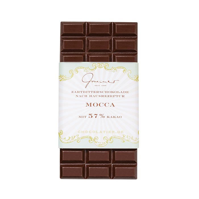 Mocca Schokolade