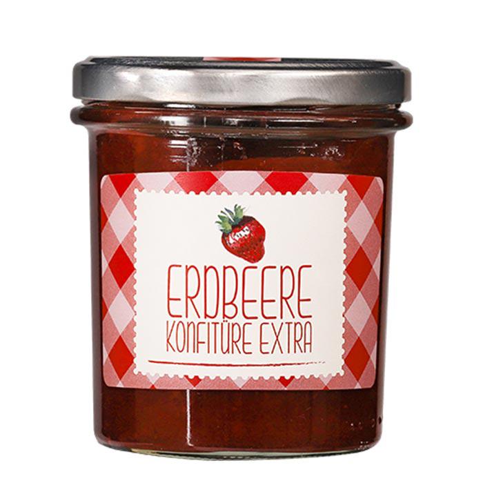 Erdbeere Konfitüre Extra