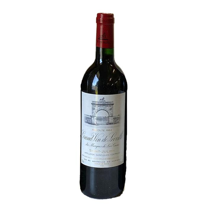 Grand Vin du Marquis de Leoville Las Cases 2ème Grand Cru Classé