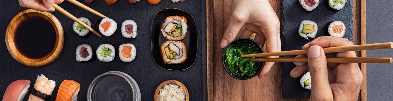 Sake zu Sushi!
