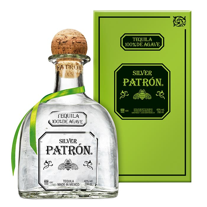 Tequila Patron, Silver