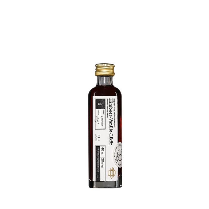 Käfer Himbeer-Vanille-Likör klein
