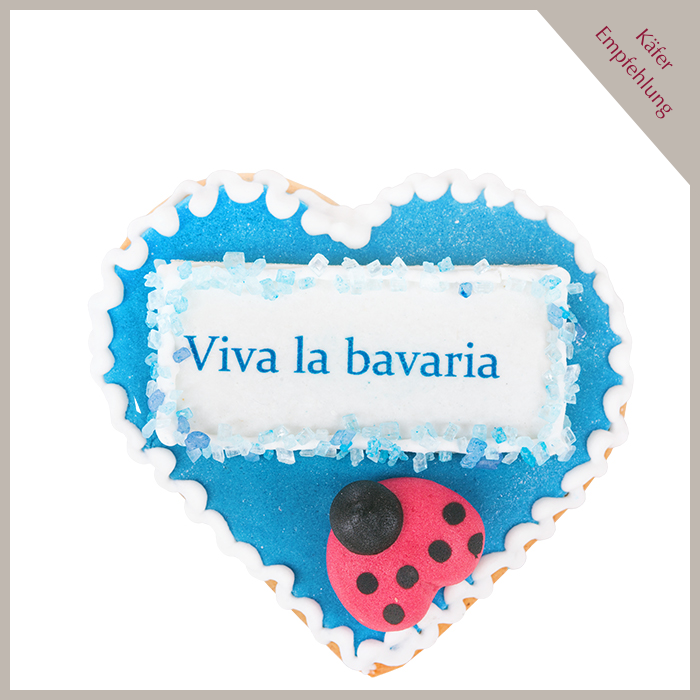 Lebkuchen Keks Viva la bavaria