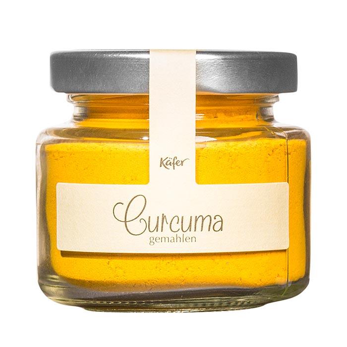 Curcuma gemahlen