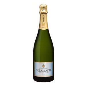 Champagne Delamotte Brut, Champagne, Frankreich