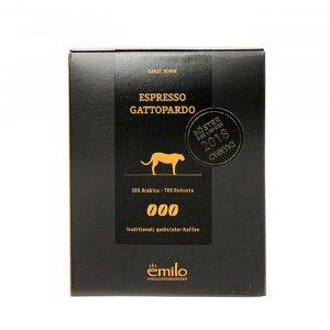 Espresso Gattopardo, ganze Bohne