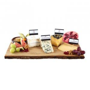 Käseplatte der besten Affineure