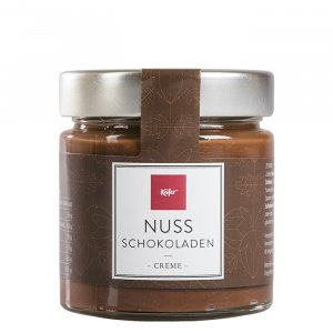 Nuss Schokoladen Creme
