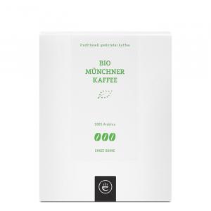 Bio Münchner Kaffee, ganze Bohne