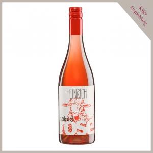 2020 Naked Rosé, Burgenland, Österreich