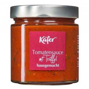 Tomatensauce mit Trüffel