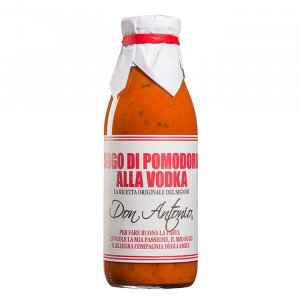 Tomatensauce mit Wodka