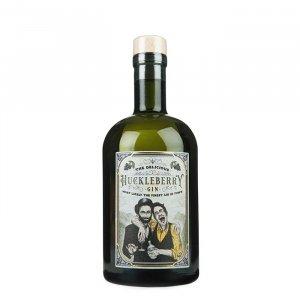 Huckleberry Gin aus München