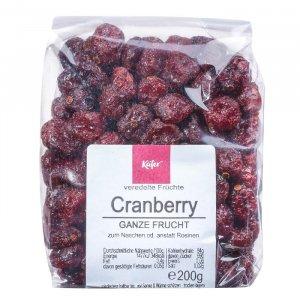 Cranberry, ganze Früchte
