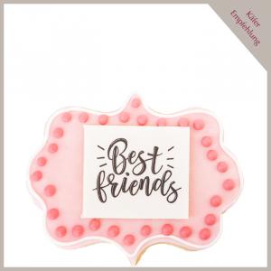 """Keks """"Best friends"""""""
