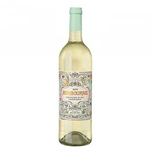 2018 Ashbourne Sauvignon Blanc Chardonnay, Walker Bay, Südafrika