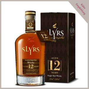 Slyrs Single Malt Whisky Aged 12 years