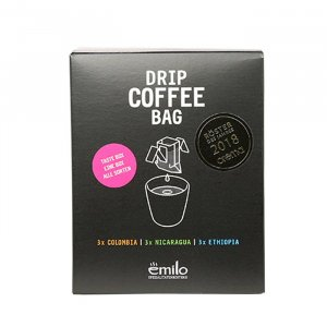 Drip Coffee Bag, Probierbox