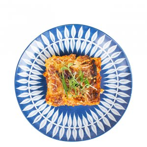 Gemüse Lasagne al forno