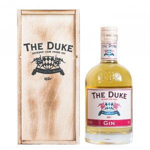 The Duke Gin Bourbon Cask