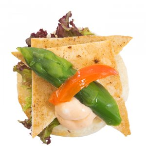 Tofu Canapé