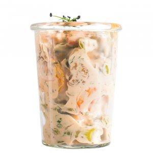 Garnelencocktail Salat