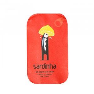 Sardinen in Olivenöl mit Zitrone von Sardinha jetzt bei uns online kaufen!
