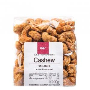 Cashewkerne mit Karamell
