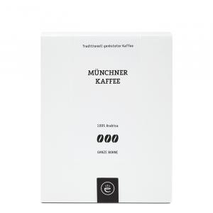 Münchner Kaffee, ganze Bohne