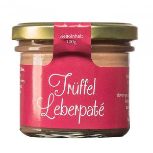 Trüffel-Leberpaté