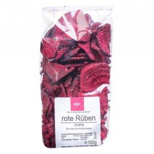 Rote-Rüben-Chips