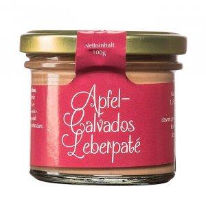 Apfel-Calvados-Leberpaté