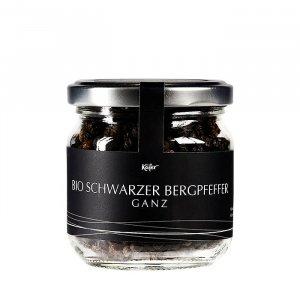 Bio Schwarzer Bergpfeffer