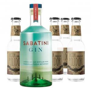 Sabatini Gin und Dr. Polidori Tonic