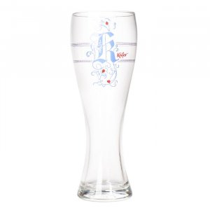 "Bayern Weißbierglas ""K"" 0,5 l"
