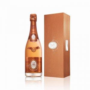 2008 Cristal Rosé, Champagne, Frankreich