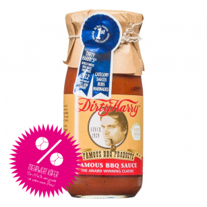 Dirty Harry BBQ Sauce