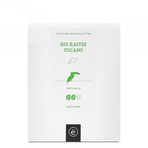 Bio Kaffee Tucano, Bohne