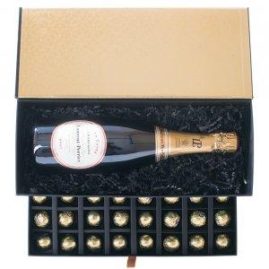 Geschenkbox mit Laurent-Perrier Brut