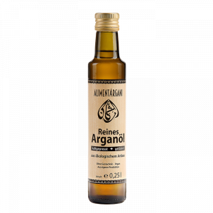 Geröstetes Olivenöl