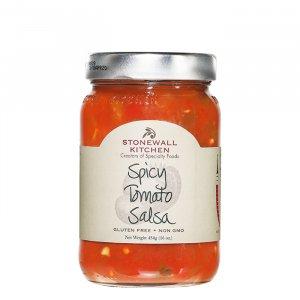 Scharfe Tomaten Salsa